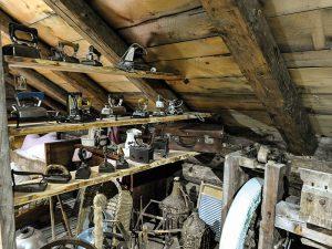 Vollständigste Bügeleisensammlung Tirols